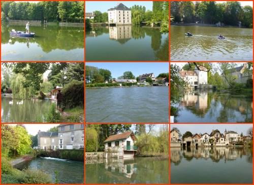 Pêchez sur la rivière Loiret...